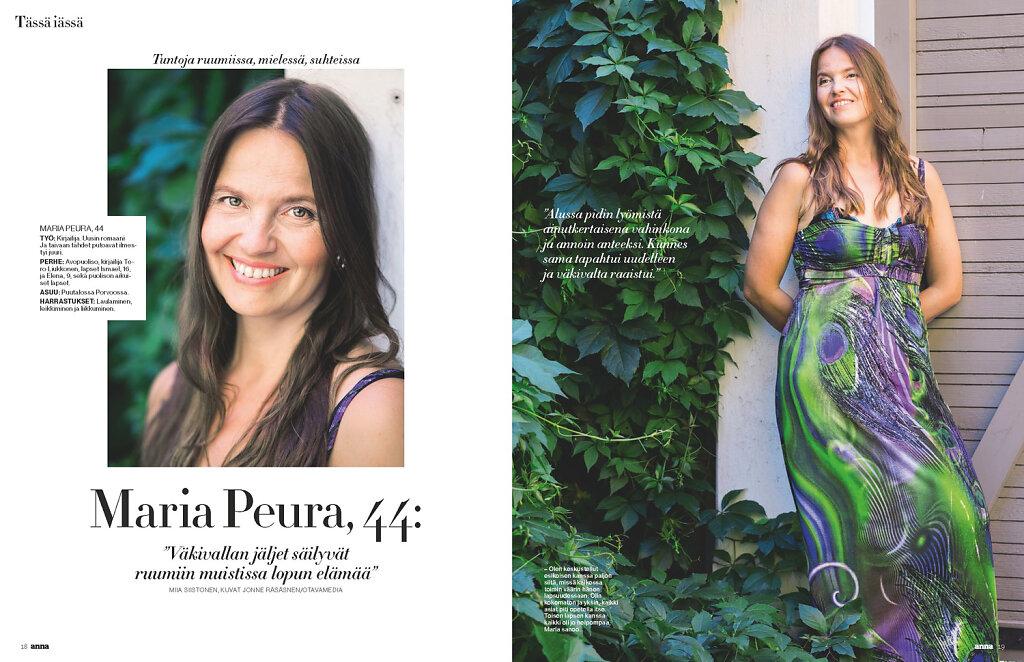Anna, 2014. Maria Peura.