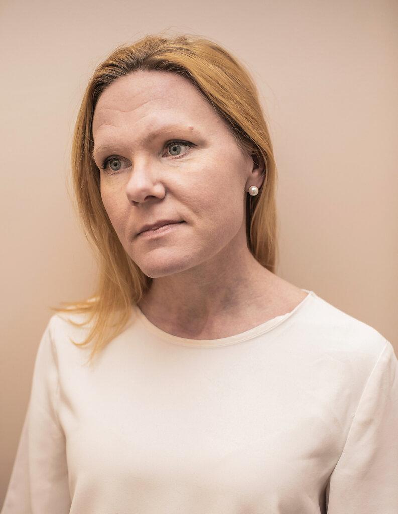 Suomen Kuvalehti, 2019. New Ombudsman for Children Elina Pekkarinen.